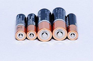 Jihočeši loni vytřídili 98 tun baterií, meziročně o 3 pct víc