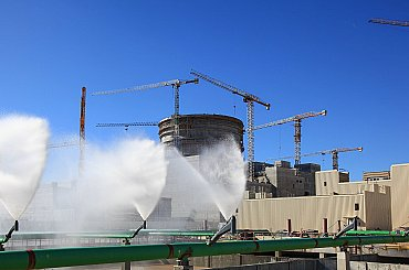 Belarus approves power start-up of Ostrovets unit
