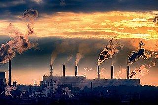 Emise oxidu uhličitého jsou znovu na vzestupu