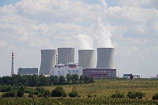 Kontrola potvrdila kvalitu tlakové nádoby reaktoru druhého temelínského bloku